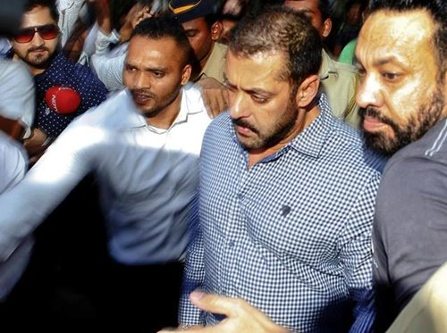 Hit-and-run case: Maha to file appeal in SC against Salman's acquittal