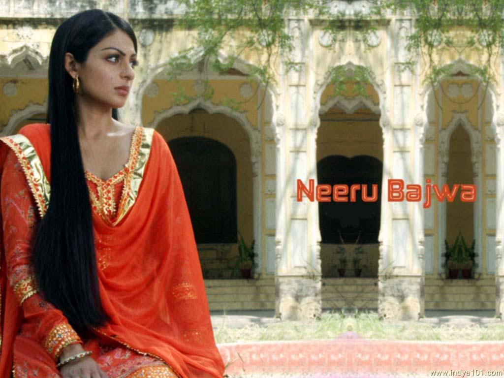 Neeru Bajwa Wallpaper 1024x768 Indya101 Com