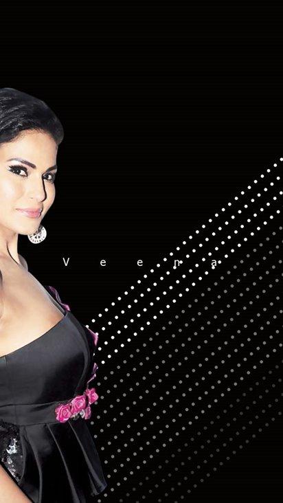 Veena Malik Wallpaper 1600x1200 Indya101com