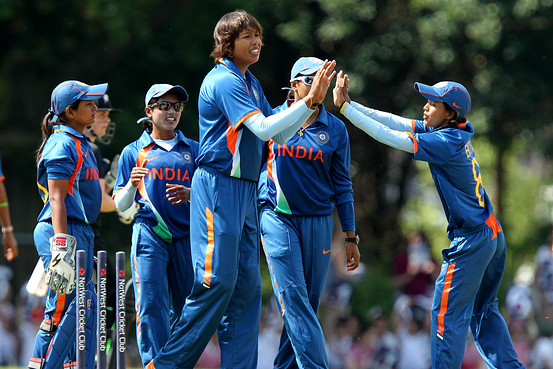 Four Indians Near Top of Women's Cricket Rankings
