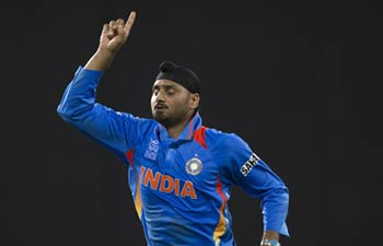 World T20: Bhajji has his tail UP