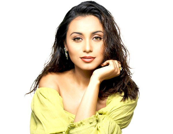Rani Mukerji, happy birthday!